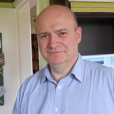 Richard Irwin, BA(Hons), MIoD