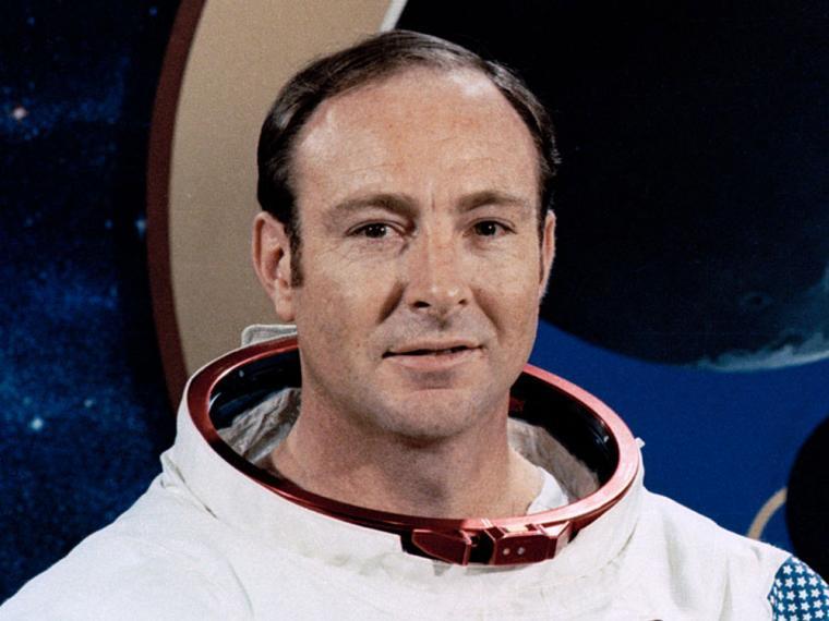 Dr. Edgar Mitchell (US, 1930-2016)