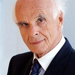 Dr. Ervin Laszlo, (Italy)