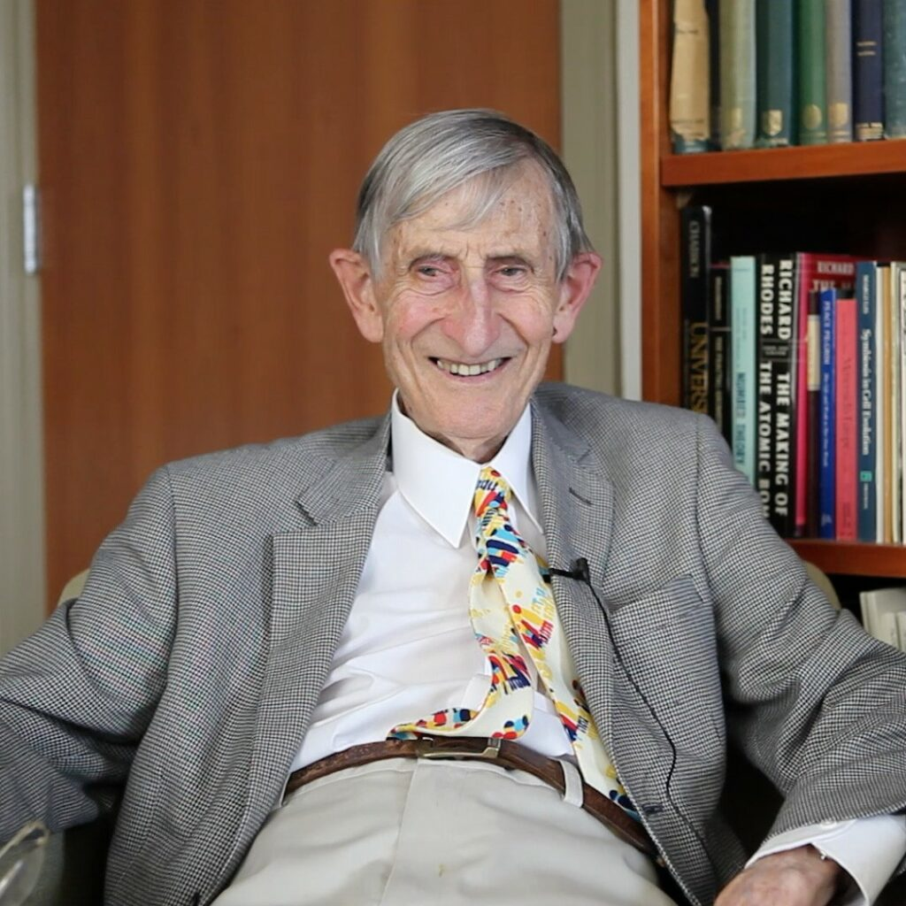 Prof. Freeman Dyson, FRS, (1923-2020)