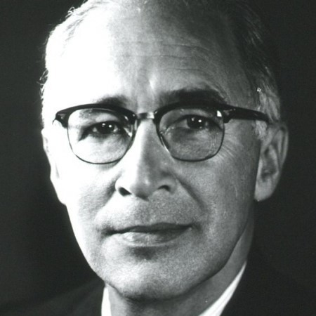 Prof. George Wald (US, 1906-1997)