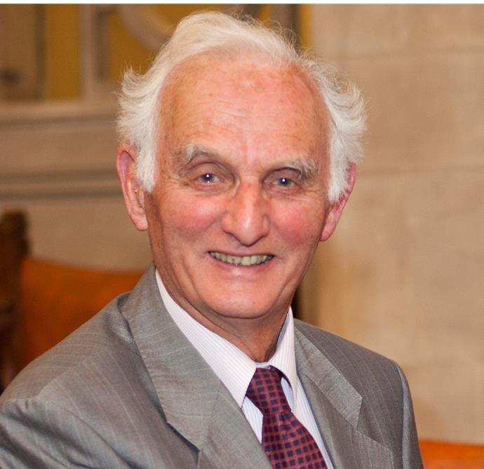Sir John Houghton, FRS, (UK, 1931-2020)