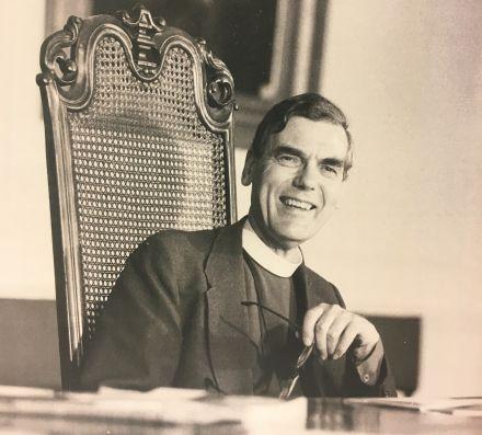 Rt. Revd. and Rt. Hon. Lord John Habgood, PC, (1928-2019)