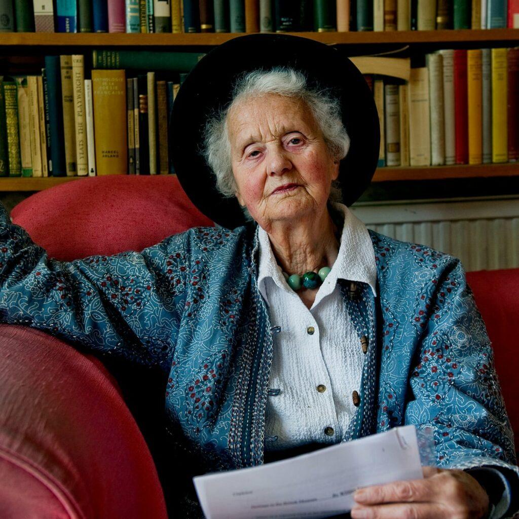 Dr. Mary Midgley, (UK, 1919-2018)