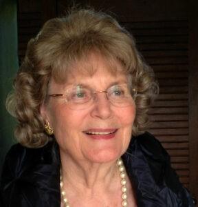 Dr. Anne Baring (UK)