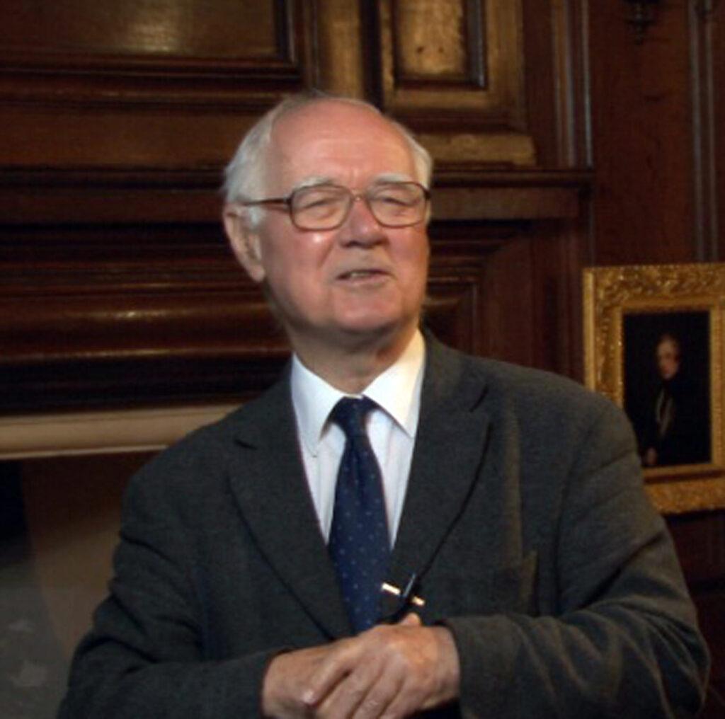 Sir John Polkinghorne, KBE, FRS, (UK)