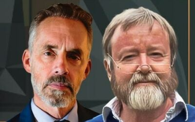 Dr Iain McGilchrist & Dr Jordan Peterson discuss a Brain Divided & The Matter with Things