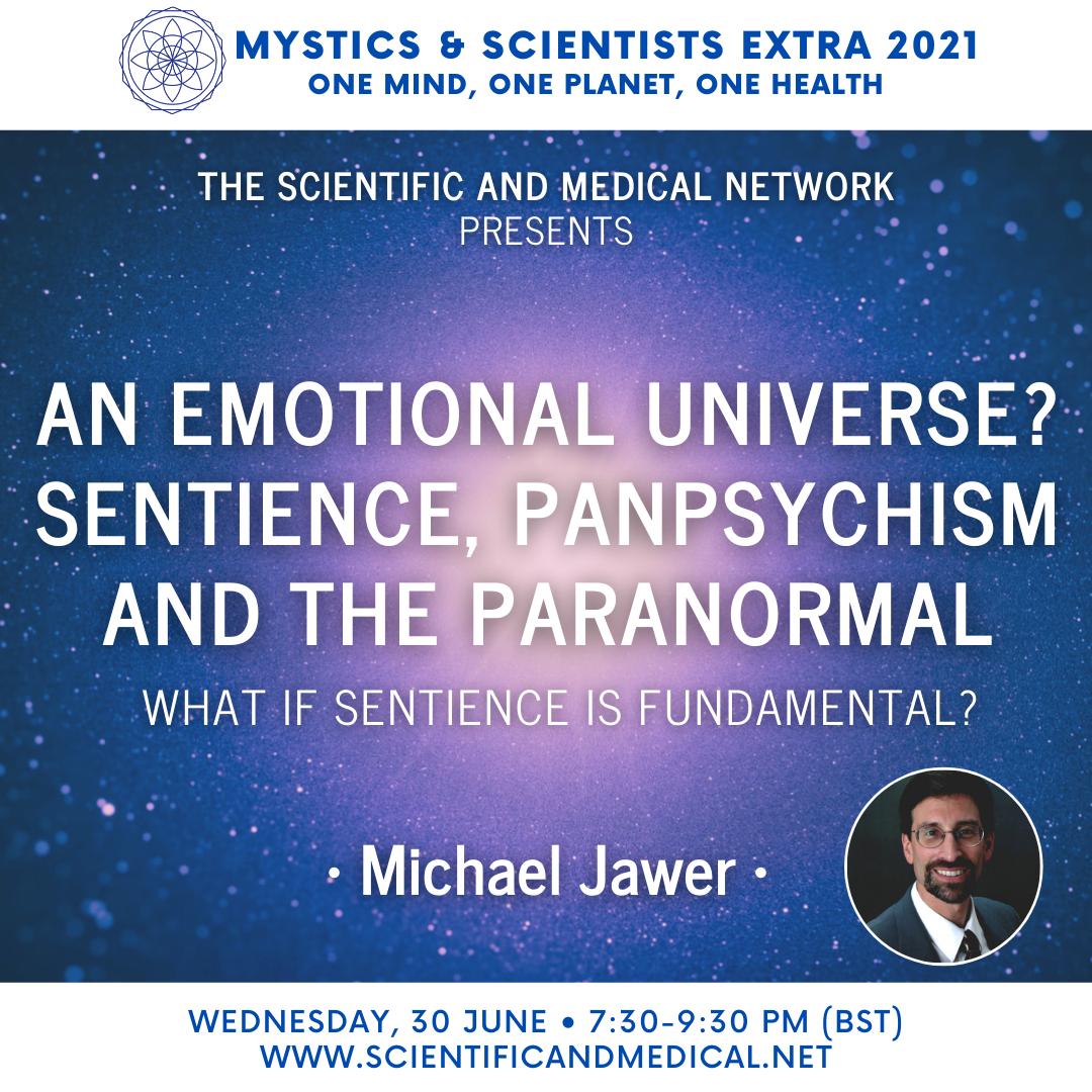 Michael Jawer An Emotional Universe